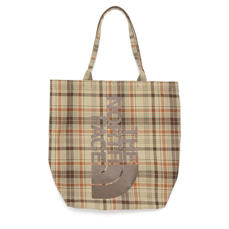 Madras Field Tote    THE NORTH FACE PURPLE LABEL  NN7103N