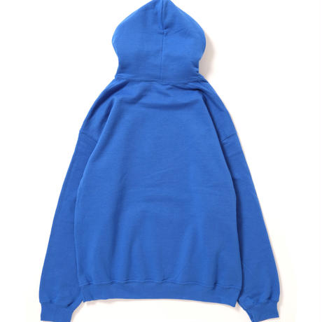 "APPLEBUM ""Machine Gun Funk"" Sweat Parka [Blue]"