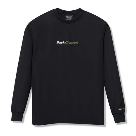 BackChannel- WATER REPELLENT L/S T