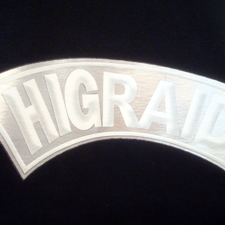"""visual reports """"HIGRAID ARCH L/S TEE"""""""