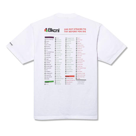 Back Channel-LIST T