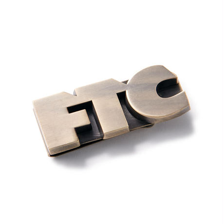 FTC OG LOGO MONEY CLIP