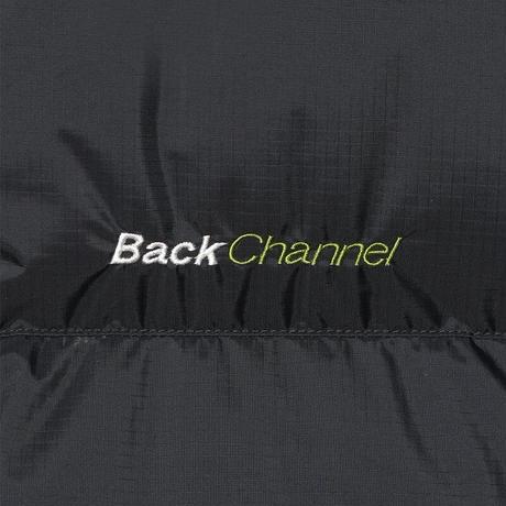 Back Channel-Back Channel × NANGA HOODED DOWN JACKET