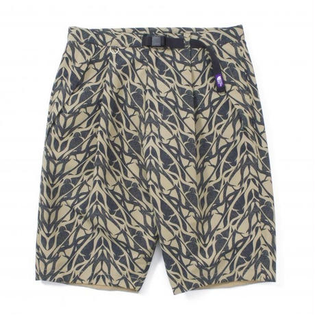 """THE NORTH FACE PURPLE LABEL""""Mountain Wind Print Shorts"""""""