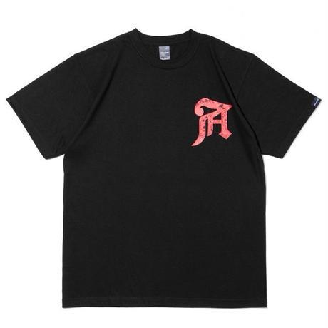 "A""PPLEBUM T-shirt [Black]"