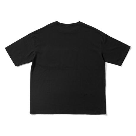 """HOOP"" Big T-shirt [Black]"
