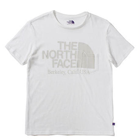 "THE NORTH FACE PURPLE LABEL ""COOLMAX® H/S Logo Pocket Tee"""