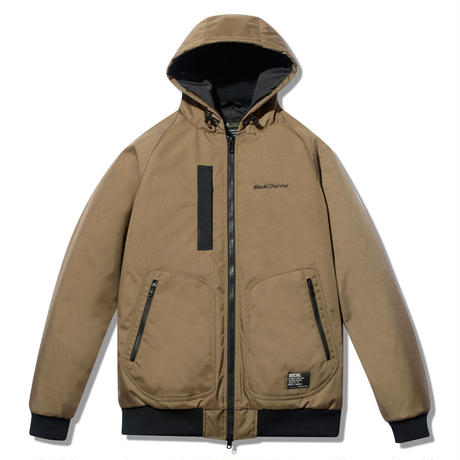 BackChannel-CORDURA NYLON HOODED JACKET