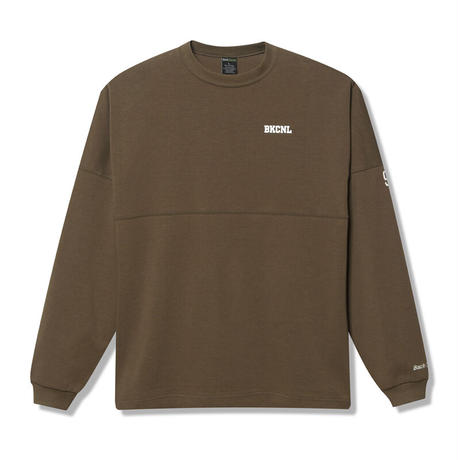 -Back Channel-WIDE LONG SLEEVE T