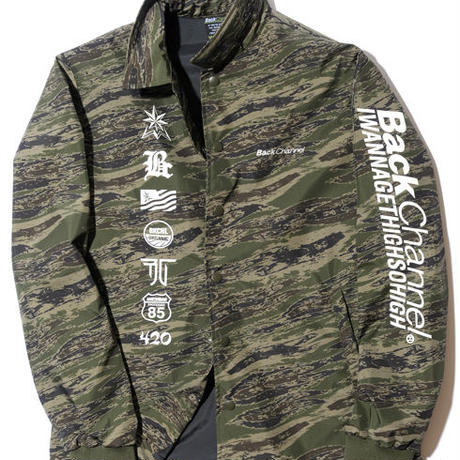 "BackChannel ""NYLON 3LAYER WINDBREAKER"""