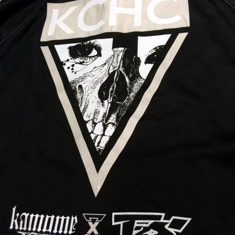 "kamomekamome × TIME SHOCK ""KCHC JERSEY"""