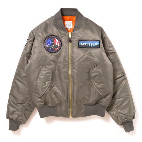 "APPLEBUM ""MA-1 Flight Jacket"""