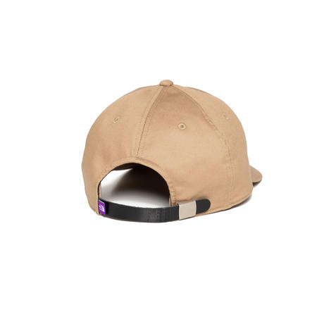 Stretch Twill Field Cap THE NORTH FACE PURPLE LABEL -NN8052N