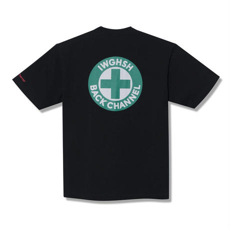 Prev Next -Back Channel- MEDICAL LOGO T