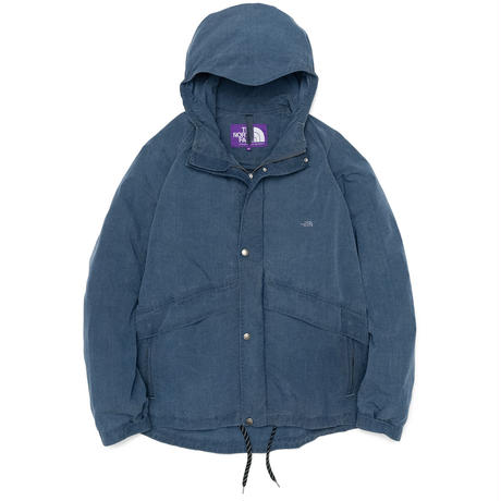 Indigo Mountain Wind Parka THE NORTH FACE PURPLE LABEL  NP2105N