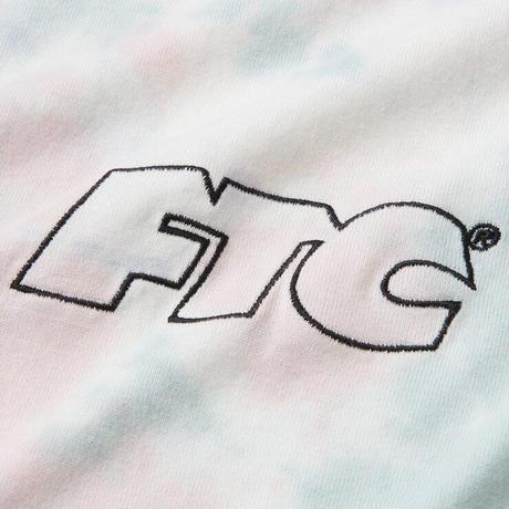 TIE DYE TEE  FTC021SUMSH14