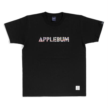 """Record Border"""" T-shirt   BLACK"""