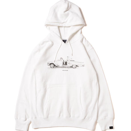 """Impala Boy"" Sweat Parka"