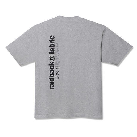 -Back Channel-Back Channel×raidback fabric