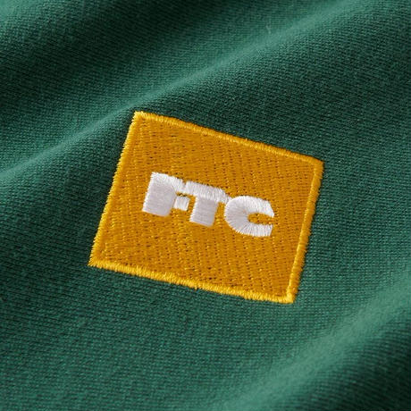 BOX LOGO PULLOVER HOODY FTC021SPSW01