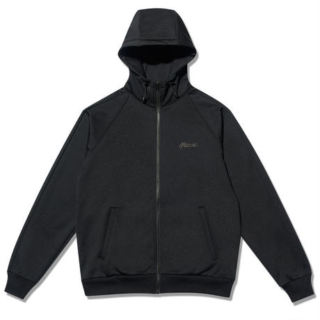 BackChannel-JERSEY FULL ZIP PARKA