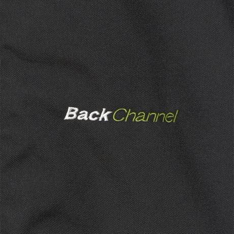 Back Channel-CORDURA NYLON HOODED JACKET
