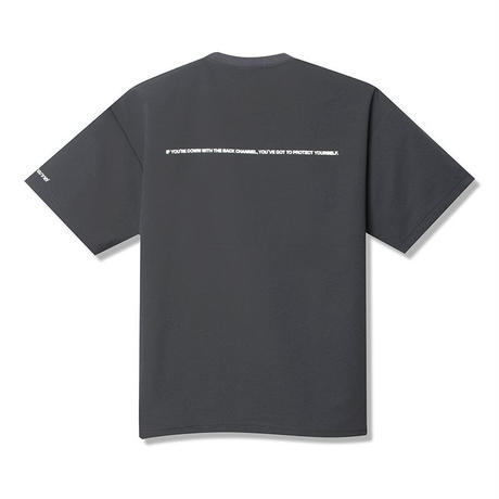 Back Channel-WIDE STRETCH LIGHT T