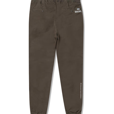 Back Channel-STRETCH JOGGER PANTS