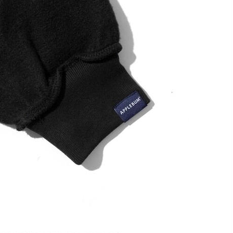 Inside Out Crew Sweat [Black]