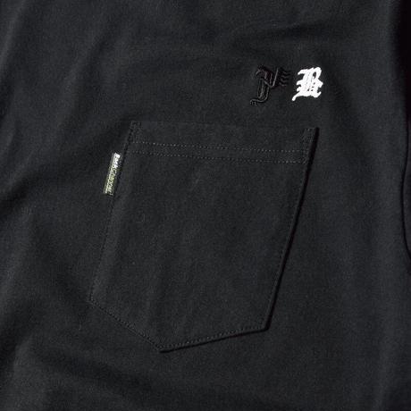 -Back Channel-Back Channel×raidback fabric POCKET T