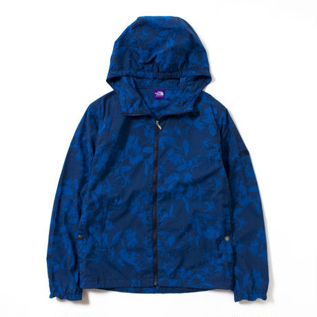 "THE NORTH FACE PURPLE LABEL ""ALOHA PRINT MOUNTAIN WIND PARKA"""