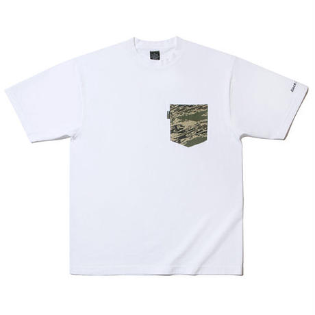 "BackChannel ""GHOSTLION CAMO POCKET T"""