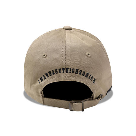 Back Channel-ZIG ZAG TWILL CAP