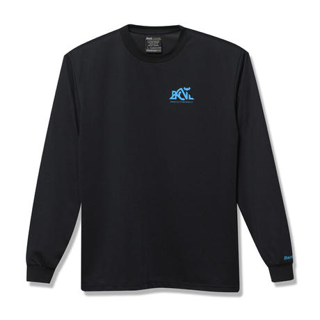 Back Channel-DRY LONG SLEEVE T