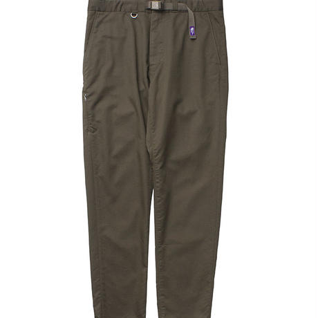 Stretch Twill Tapered Pants  NT5700N