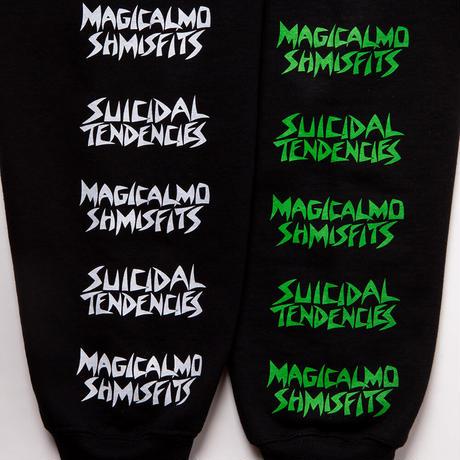 "SUICIDAL TENDENCIES x MxMxM ""MAGICAL MOSH TENDENCIES"" SWEAT (M1569)"