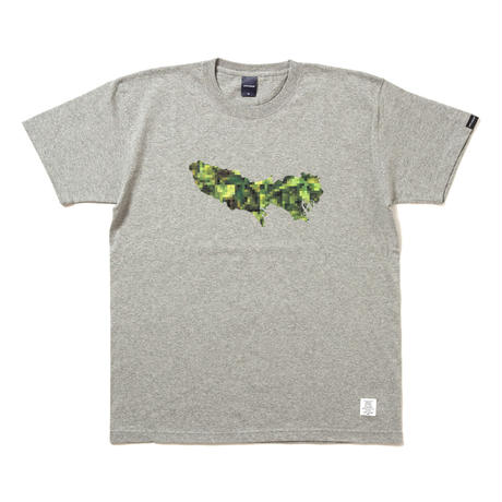 "APPLEBUM × CHOP ROLL SLOW BURN ""TOKYO"" T-shirt [H.Gray]"