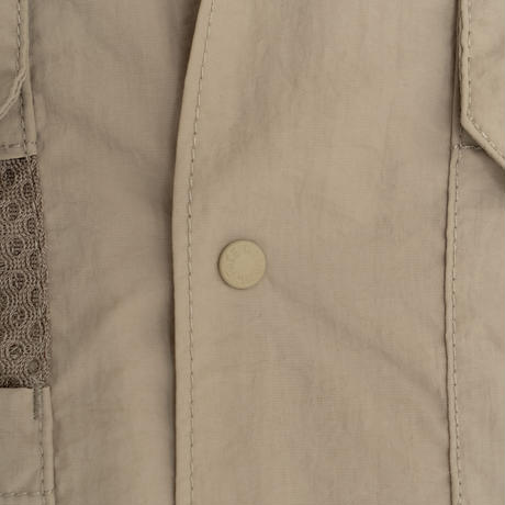 Lounge Field H/S Shirt         THE NORTH FACE PURPLE LABEL NT3116N