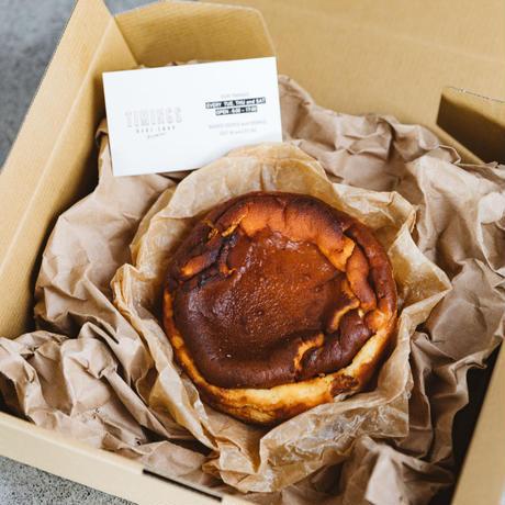バスクチーズケーキ <Tarta de Queso>