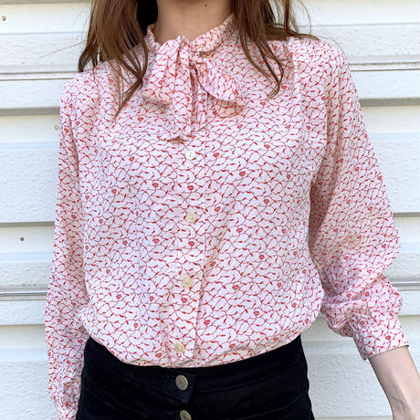 Silk Rose Shirt