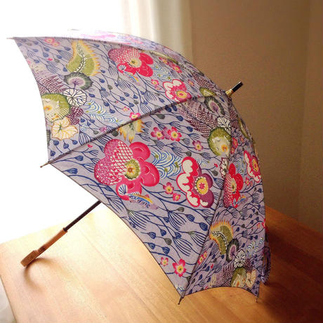 晴雨兼用傘「梅花藻」