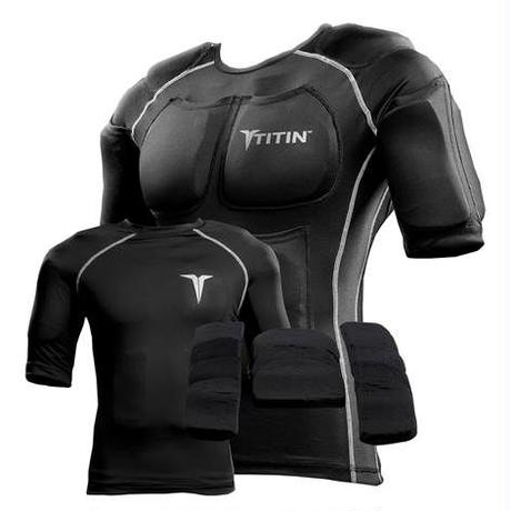 TITIN FORCE™ SHIRT SYSTEM ブラック