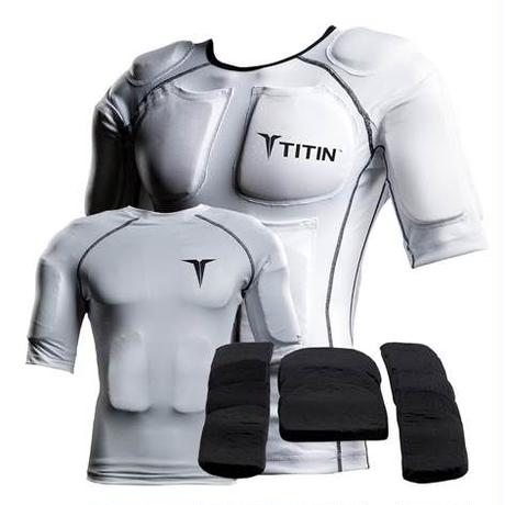 TITIN FORCE™ SHIRT SYSTEM ホワイト