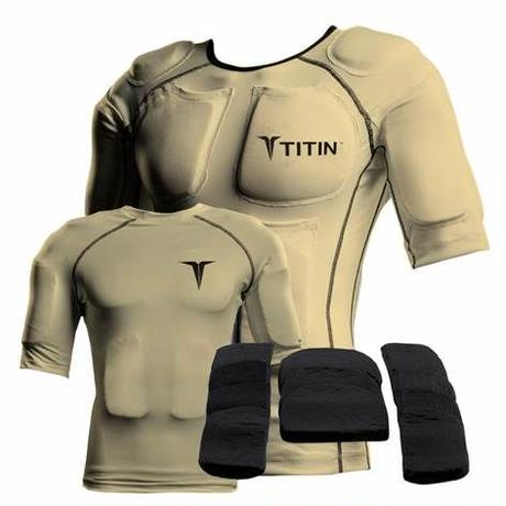 TITIN FORCE™ SHIRT SYSTEM デザートサンド