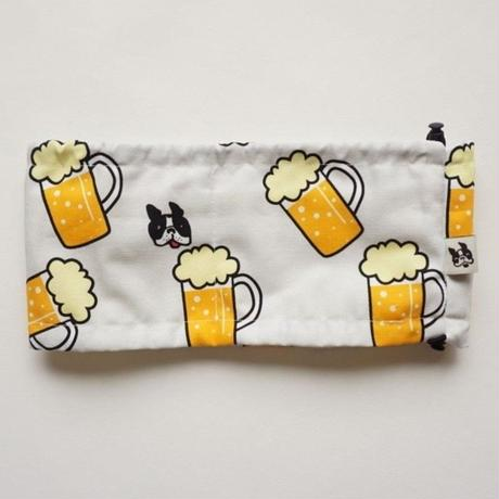 クールスヌード《beer》グレー        [フレブル服TiTiTi]