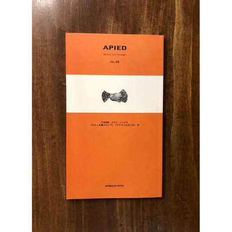 APIED vol.38