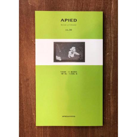 APIED vol.30