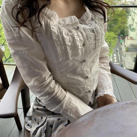 【titty&Co.PETITオフィシャルサイト限定】リボンチェックスカパン×ブラウスセット