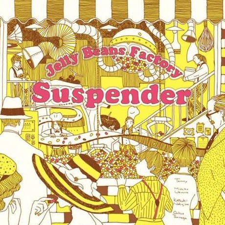 Jelly Beans Factory「Suspender」 TKET-1501
