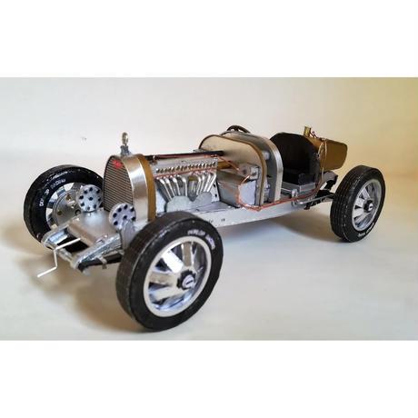 Bugatti T35B Skeleton